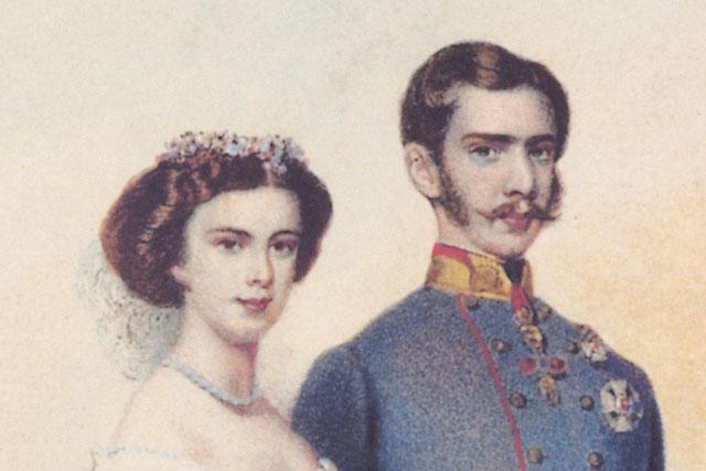 Bildergebnis für elisabeth von österreich-ungarn und franz joseph