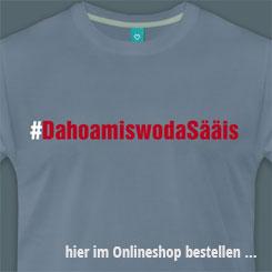 Starnberger See Shirts #DahoamiswodaSääis