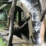 Mühlentag im Freilichtmuseum Glentleiten bei Großweil