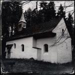 Die kleine Kapelle von Pollingsried