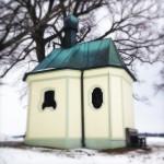 Auf dem Fürst tegernberg, die Maria-Dank-Kapelle