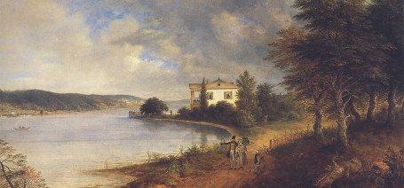 Der geheime Staatsrat Franz von Krenner vererbte dem Hofopernsänger Giuseppe Leoni das Anwesen in Assenbuch am Starnberger See