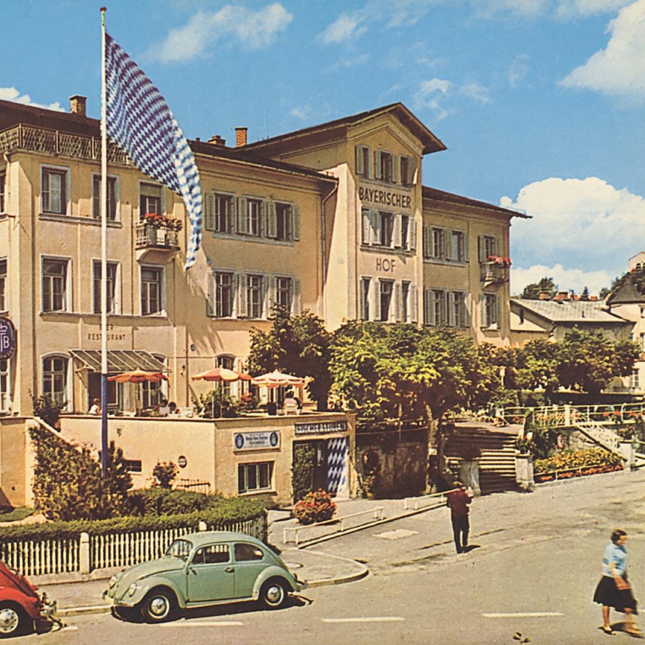 Starnberg Hotel Bayerischer Hof