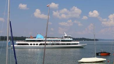 Heute, am 27. März 2016 startet die Schifffahrt auf dem Starnberger See und dem Ammensee in die neue Saison. Zeit für einen Ausflug!
