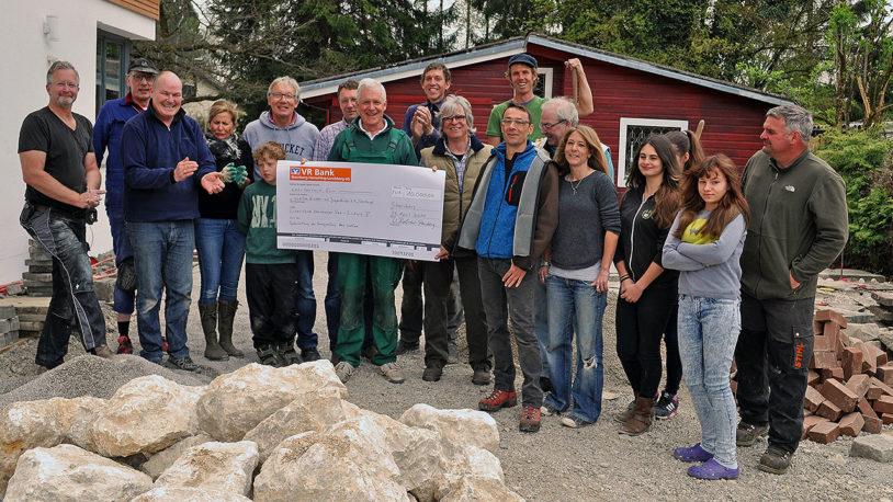Der Lions Club Ludwig II. engagiert sich bei der südSee Kinder- und Jugendhilfe in Seeshaupt