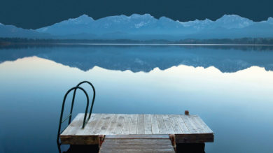 Orte der Stille in Bayern – ein Führer zu Orten der Ruhe von Dietmar Bruckner und Heike Burkhard